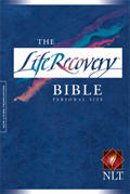 Life Recovery Bible Personal Size 2nd Edition