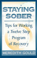 Staying Sober