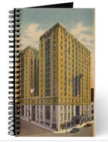 Mayflower Hotel Journal